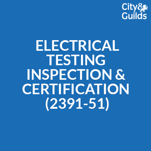 Electrical Testing Inspection and Certification 2391-51