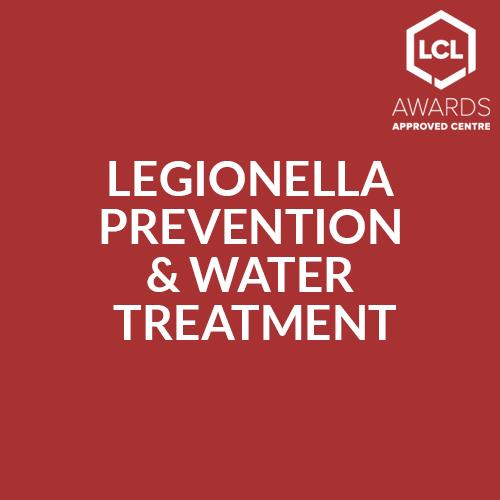 Legionella Prevention & Water Treatment
